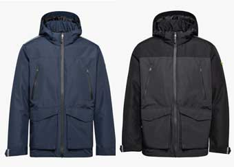 Parka Diadora padded jacket tech by GEOX 702.173551